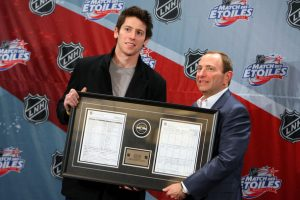 James Neal, NHL YoungStars Game