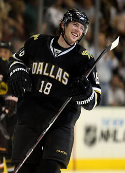 James Neal, Dallas Stars