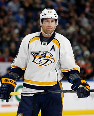 James Neal, Nashville Predators